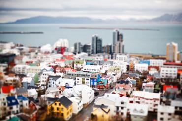Pretty photos of Reykjavík