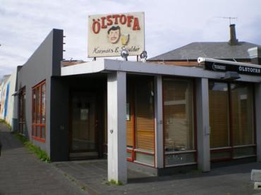 Bars in Reykjavík