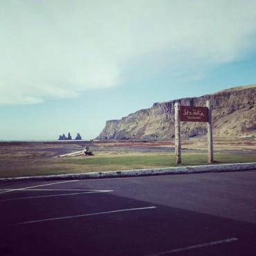 Outside Reykjavík: A sneak peak at our road trip to Jökulsárlón