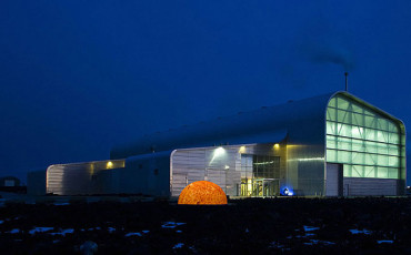 Tried and tested: Power Plant Earth in Reykjanes