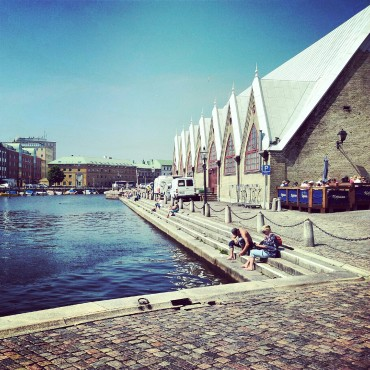 Vacation time: Göteborg and Oslo
