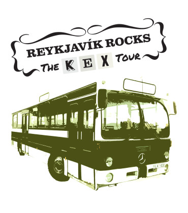 Reykjavík Rocks: The Kex Tour