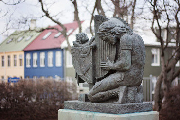 Free things in Reykjavík: The Einar Jónsson Sculpture Garden