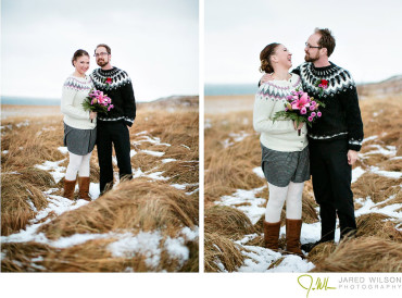 A very short engagement: A proposal and Ásatrú wedding in Reykjavík
