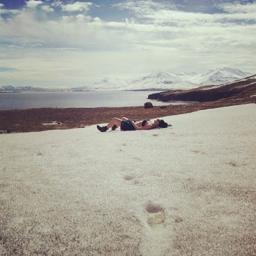 Around Iceland in 10 days. Day 9: Dalvík to Sauðárkrókur