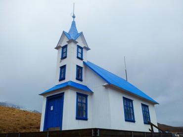 The father, the son and the holy mattress: Kirkjubær in Stöðvarfjörður