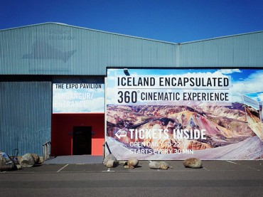 Experience Iceland 360° – The Expo Pavilion at Reykjavík Old Harbor