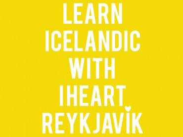 Learn Icelandic #02: Yesterday was dramatic – Today is OK