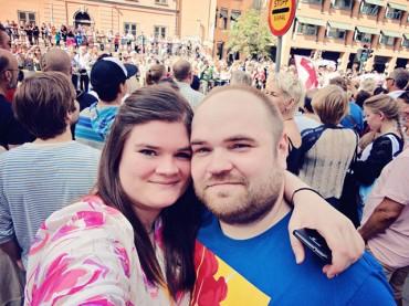 Reykjavik Pride: All is full of love