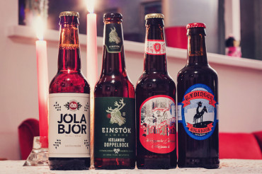 The battle of the Icelandic Christmas beers