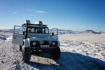 A true Winter Adventure with Ísafold Travel and Ísak 4×4