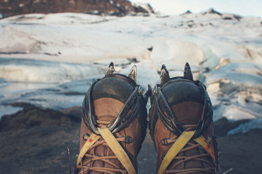 Glacier walk and Northern Lights with Icelandic Mountain Guides