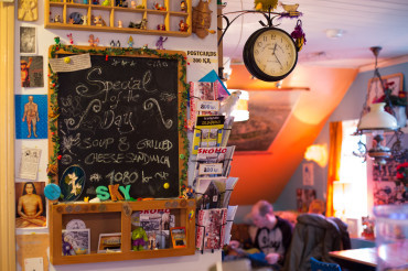Quirky and cool – Cafe Babalú