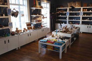 Fóa in Laugavegur: Unique and interesting souvenirs