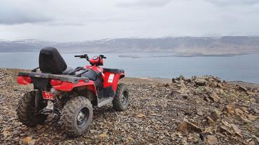Hvalfjörður: A brilliant ATV tour with Brilliant Tours