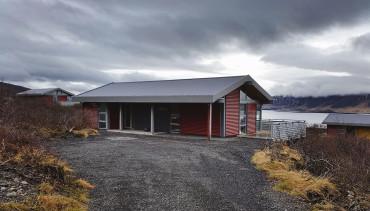Hvalfjörður: Staying at Hótel Glymur.