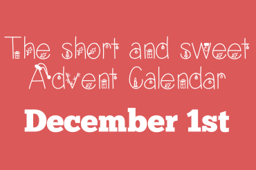 The short and sweet I Heart Reykjavík Advent Calendar