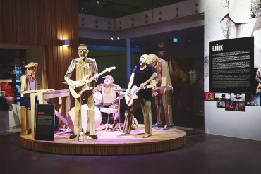 The Icelandic Museum of Rock and Roll