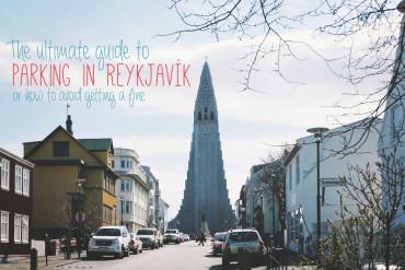 Parking in Reykjavík