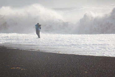 Please don't be stupid! (Or: how to return from your trip to Iceland in one piece)