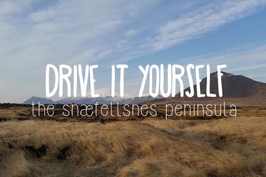 drive it yourself i heart reykjavík