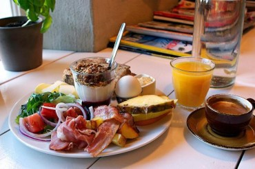 4 Places in Reykjavík to get breakfast before 8am