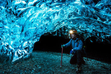 Quick Q&A: Can I do an ice cave tour in a day from Reykjavík?