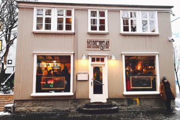 Sarah takes on Iceland: My top five cafés in Reykjavík