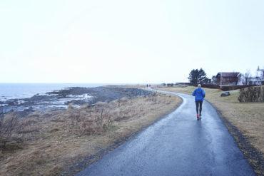 Sarah takes on Iceland: Running in Reykjavík