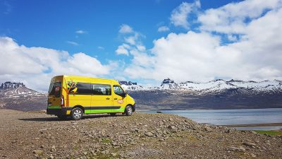 Around Iceland in 4 days with Happy Campers